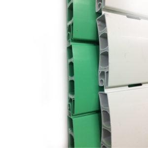 Tapparelle in PVC con fibra di vetro