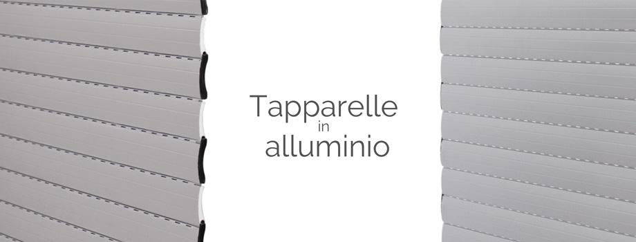 Quanto costano le tapparelle in alluminio?