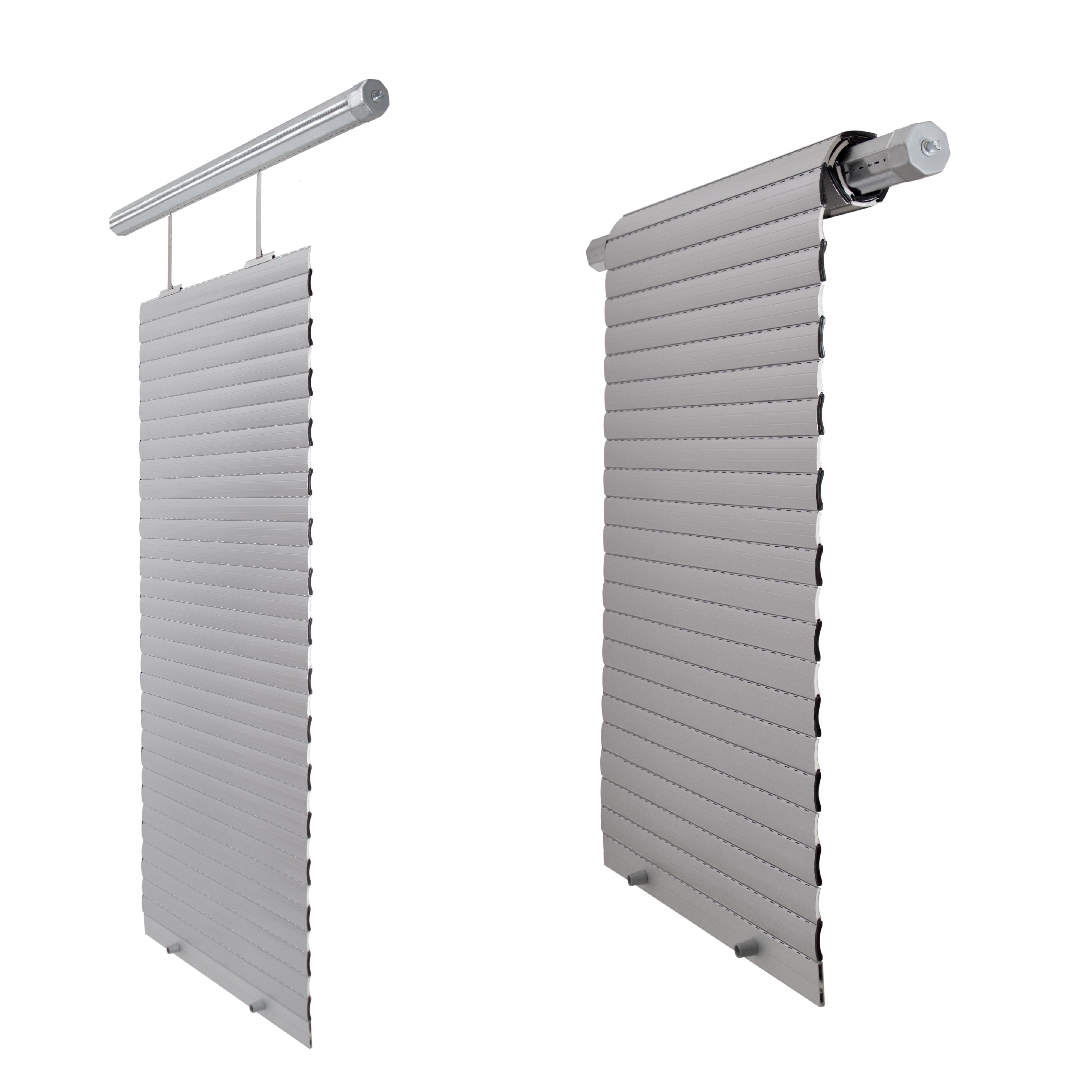 Tapparelle in alluminio coibentato alta, media densità in offerta